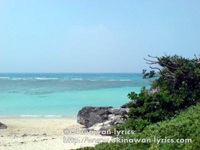 波照間島 ニシ浜、日本最南端の碑、星空観測タワー等