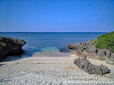 サンゴの浜@波照間島