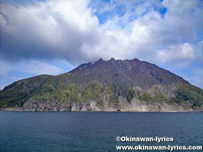 硫黄島(鹿児島県三島村)