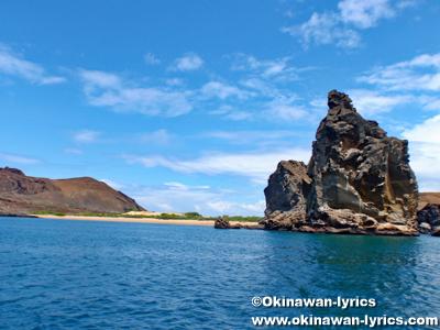 バルトロメ島(Bartolomé island)@ガラパゴス(Galapagos)