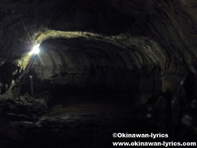 Túnel de Lava@サンタクルス島(Santa Cruz island), ガラパゴス(Galapagos)