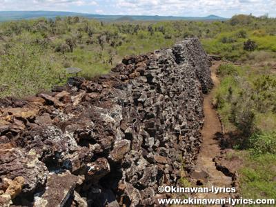 Muro de las Lágrimas@イザベラ島(Isabela island), ガラパゴス(Galapagos)
