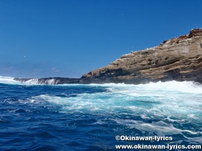 トルツガ島(Tortuga island)@ガラパゴス(Galapagos)