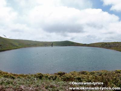 El Junco@サンクリストバル島(San Cristobal island), ガラパゴス(Galapagos)