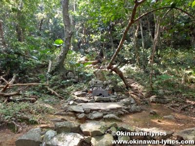 クバの御嶽(クボウ御嶽) 沖縄本島