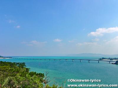運天森園地 沖縄本島