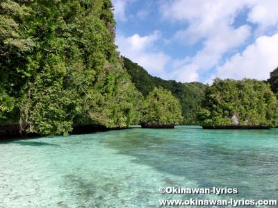 ウルクタープル島(Ngeruktabel island)