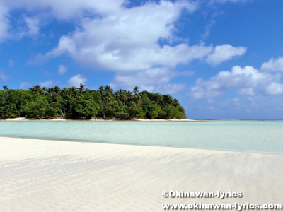 カヤンゲル島(Kayangel island)