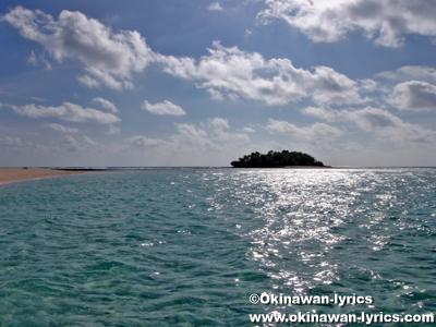 Orak island@Kayangel state, Palau