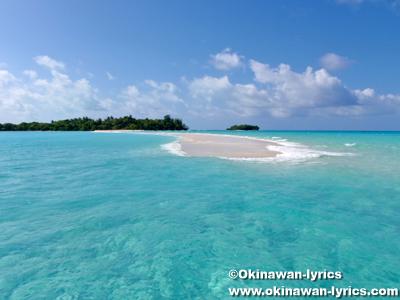 Ngerbelas island@Kayangel state, Palau