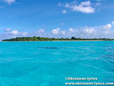 Ngeriungs island@Kayangel state, Palau