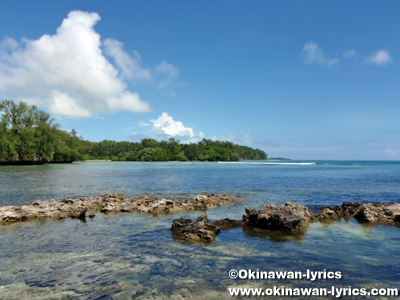 ペリリュー島(Peleliu islnad)