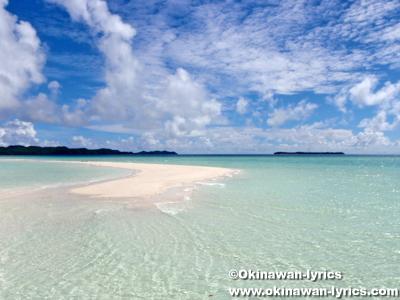 ロングビーチ(Long beach)@パラオ(Palau)