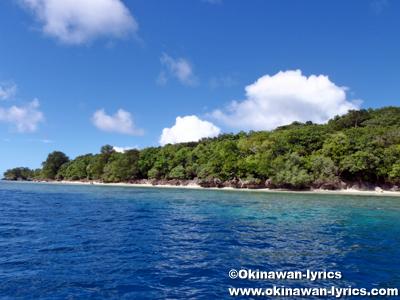 シュノーケル@ビッグドロップオフ(Big Drop-off), パラオ(Palau)
