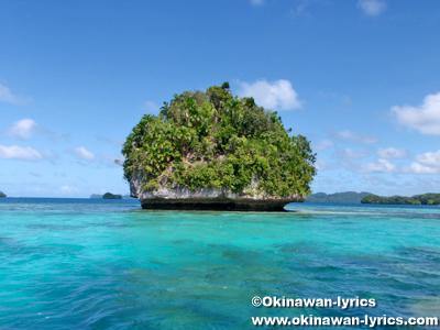 シュノーケル@ワンダーチャネル(Wonder Channel), パラオ(Palau)