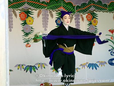 琉舞舞踊@首里城公園