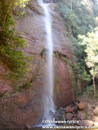 ハラウ渓谷(Lembah Harau)