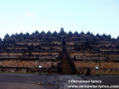 ボロブドゥール寺院(Candi Borobudur)