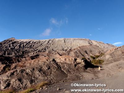 ブロモ山(Gunung Bromo)