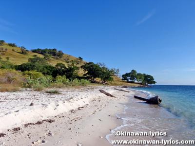 サボロ島(Sabolo island)