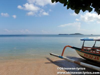 Tawun@ロンボク島(Lombok island)