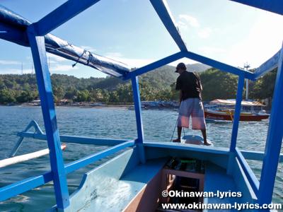 ロンボク島(Lombok island)