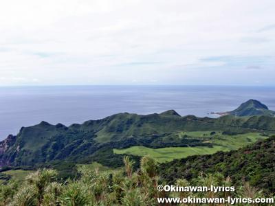横岳@口之島, トカラ列島