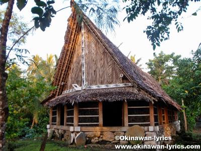 メンズハウス(men's house)@カダイ村(Kaday Village)