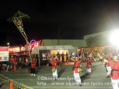 エイサーナイト2011@プラザハウス、沖縄本島