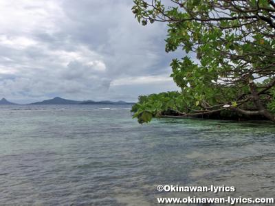 Eot Is.@七曜諸島(Faichuk Islands)
