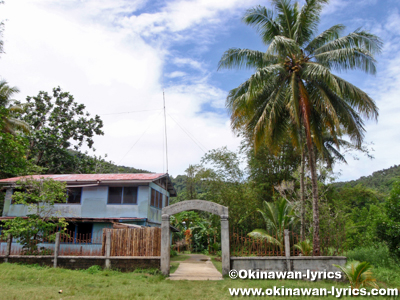 Pacific Islands Bible College@水曜島のFaithwalk