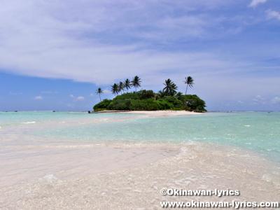 Feinif islandのロングビーチ@四季諸島(Namoneas Islands)