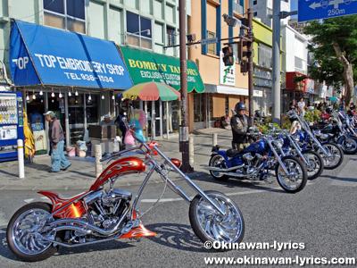 バイクパレード@沖縄国際カーニバル2012