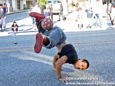 フリースタイルバスケットボール@沖縄国際カーニバル2013