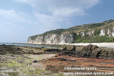 西ヤマトゥガー(ヤヒジャ海岸)