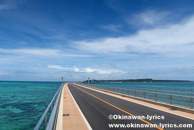 伊良部島をレンタバイクで一周&シュノーケル