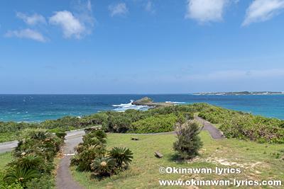 宮古島、池間島、来間島をレンタバイクで周遊