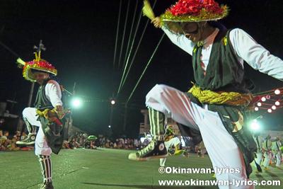 ハントーカタミヤー@第51回 喜屋武エイサー盆踊りの夕べ