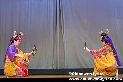 かせかけ@名護市屋部の八月踊り