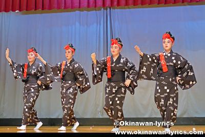 カナヨー@名護市屋部の八月踊り