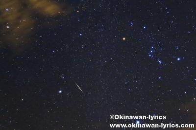Canon PowerShot G7Xで、ふたご座流星群の撮影に挑戦
