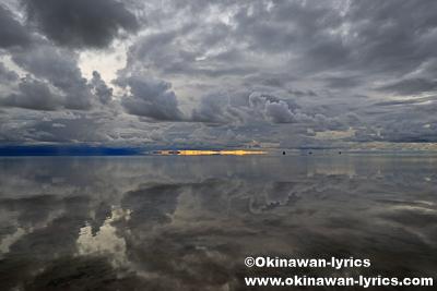 ウユニ塩湖@プラヤブランカ(Playa Blanca Salt Hotel at Salina de Uyuni)