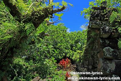 ナンマドール遺跡(Nan Madol Ruins)@ポンペイ(ミクロネシア連邦)