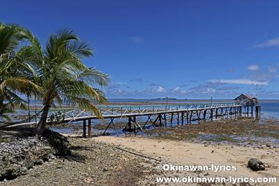 ナーラップ島(Nahlap island)@ポンペイ(ミクロネシア連邦)