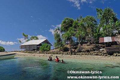 Dahu Mwotomwet island@ポンペイ(ミクロネシア連邦)