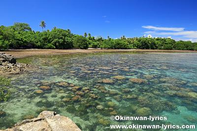 Nahpali island@ポンペイ(ミクロネシア連邦)