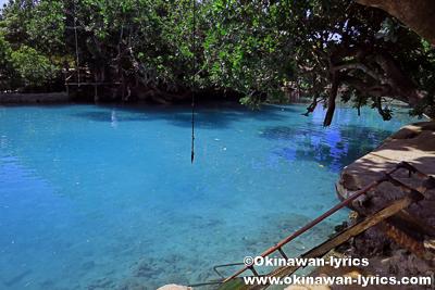 ブルーラグーン(Blue Lagoon)@エファテ島(Efate island),バヌアツ