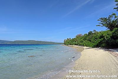 モソ島(Moso island),バヌアツ