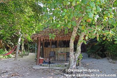 Tranquility Island Resort@モソ島(Moso island)