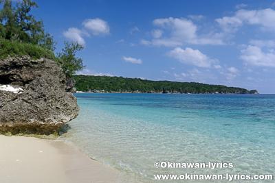 Hapitok beach@モソ島(Moso island),バヌアツ